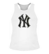 Мужская борцовка NY Yankees