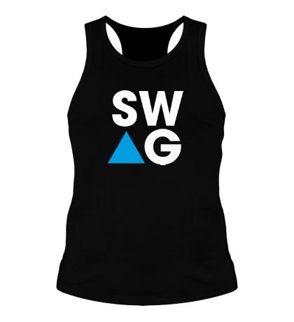 Мужская борцовка SW-AG Triangle