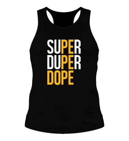 Мужская борцовка Super Dope