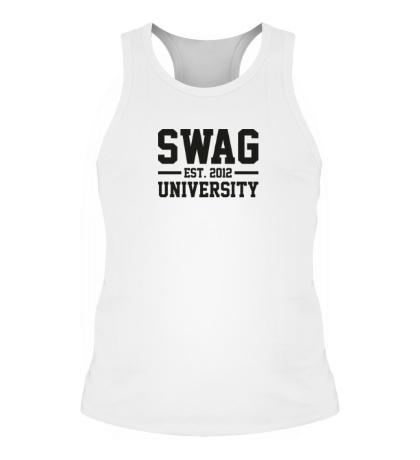 Мужская борцовка Swag University