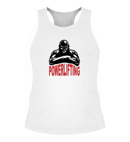 Мужская борцовка Powerlifting Hard