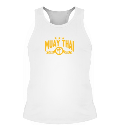 Мужская борцовка Muay Thai Hard Body