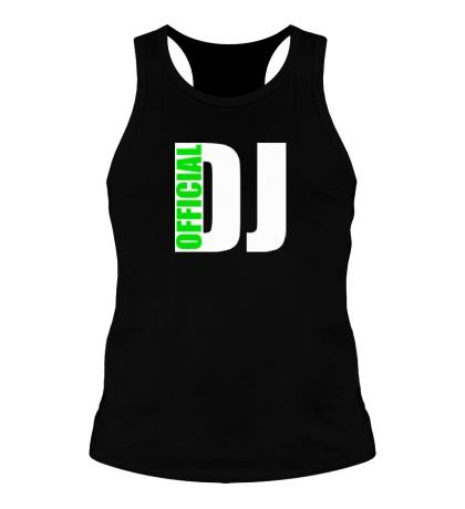 Мужская борцовка Official DJ