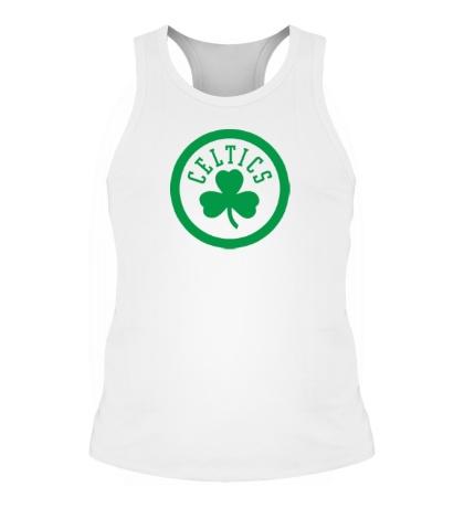 Мужская борцовка Boston Seltics Logo
