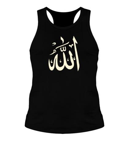Мужская борцовка Аллах, свет