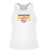 Мужская борцовка Rammstein Angel