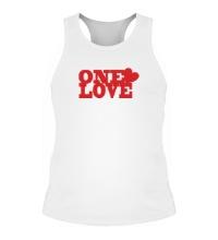 Мужская борцовка One love