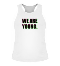 Мужская борцовка We are young