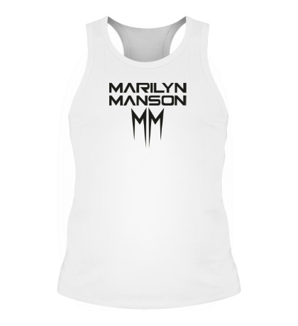 Мужская борцовка Marilyn Manson