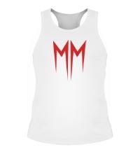 Мужская борцовка Marilyn Manson Symbol