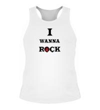 Мужская борцовка I wanna rock