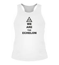 Мужская борцовка We are the echelon