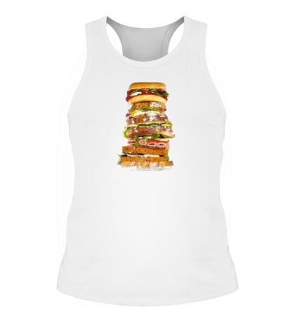 Мужская борцовка Мегабургер