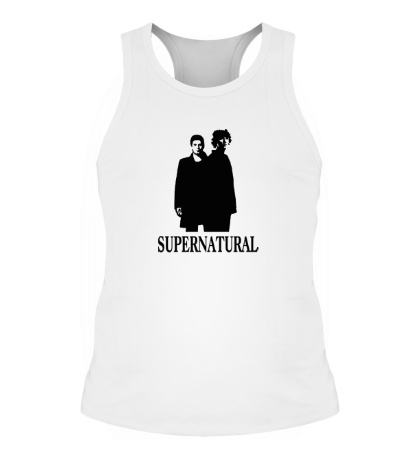 Мужская борцовка Supernatural Bros