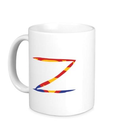 Керамическая кружка Zorro Superman