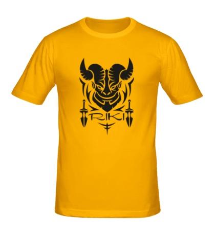 Мужская футболка Riki Face