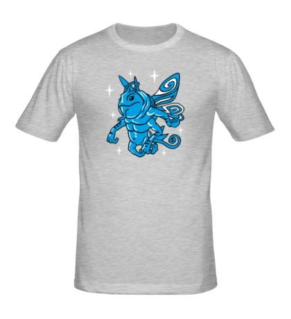 Мужская футболка Magic Puck