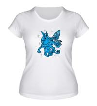 Женская футболка Magic Puck