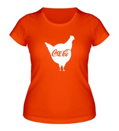 Женская футболка Coco-Co