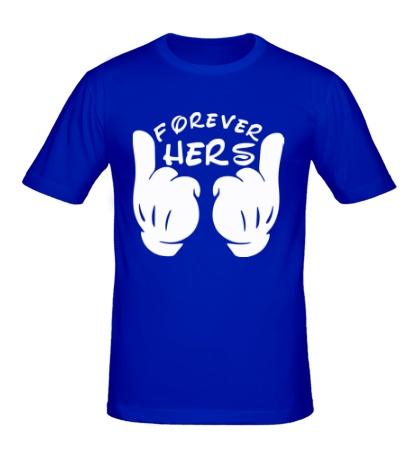 Мужская футболка Forever hers