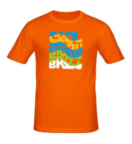 Мужская футболка Cool story bro