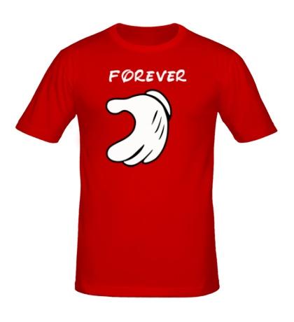 Мужская футболка Forever Hand