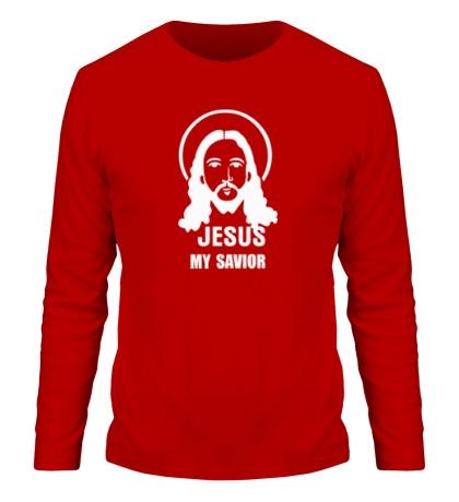 Мужской лонгслив Savior Jesus