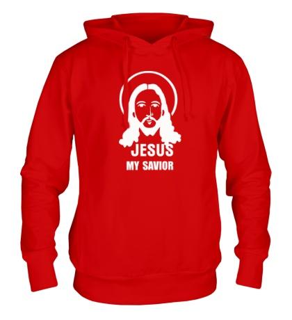 Толстовка с капюшоном Savior Jesus