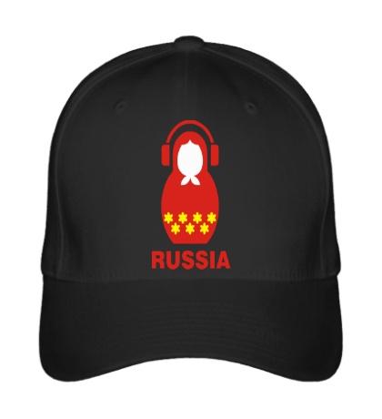 Бейсболка «Russia dj»