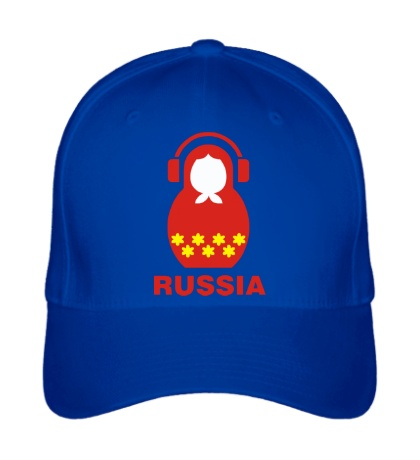 Бейсболка Russia dj