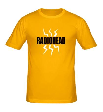 Мужская футболка Radiohead Power