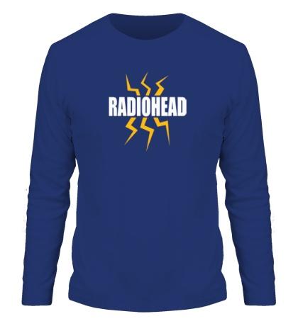 Мужской лонгслив Radiohead Power