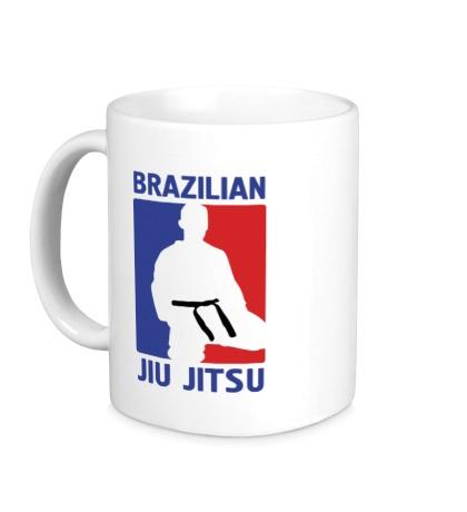 Керамическая кружка Brazilian Jiu jitsu