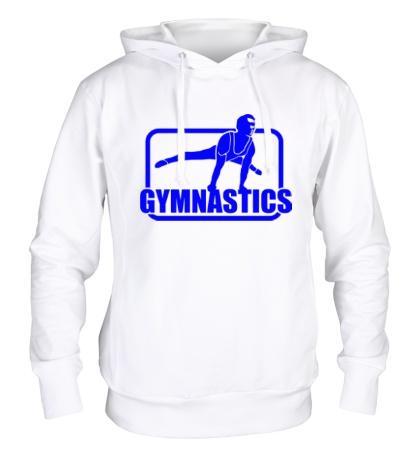 Толстовка с капюшоном Gymnastics