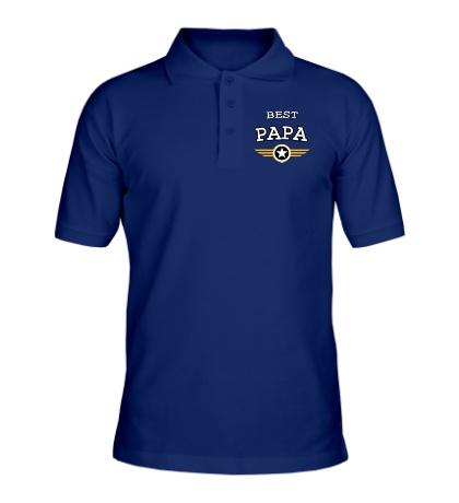 Рубашка поло Best Papa