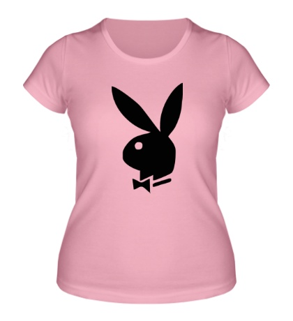 Женская футболка «Playboy»