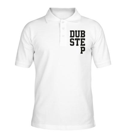 Рубашка поло DubStep Lines