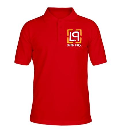 Рубашка поло Linkin Park Sign