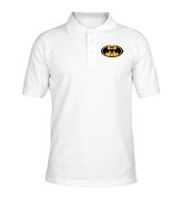 Рубашка поло Знак летучий мыши