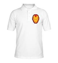 Рубашка поло Железный человек