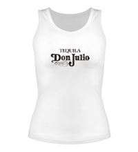 Женская майка Tequila don julio