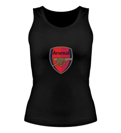 Женская майка FC Arsenal