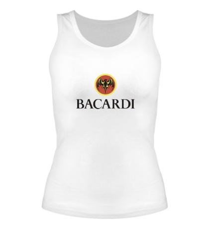Женская майка Bacardi