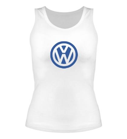 Женская майка Volkswagen Mark