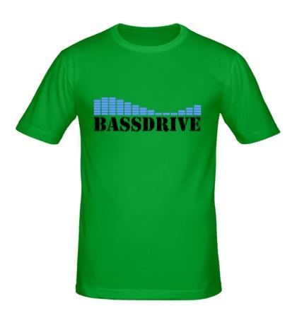 Мужская футболка Bassdrive