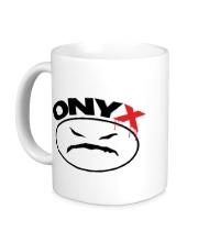 Керамическая кружка Onyx