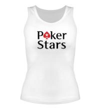 Женская майка Poker Stars