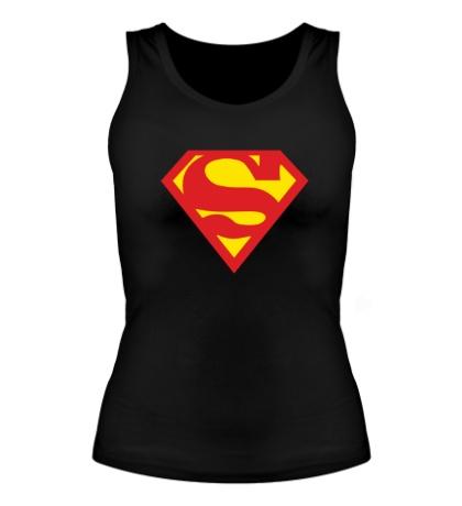 Женская майка Супермен