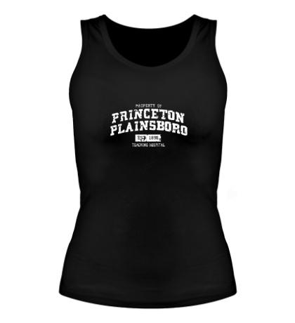 Женская майка Princeton Plainsboro