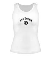 Женская майка Jack Daniels: Old Brand